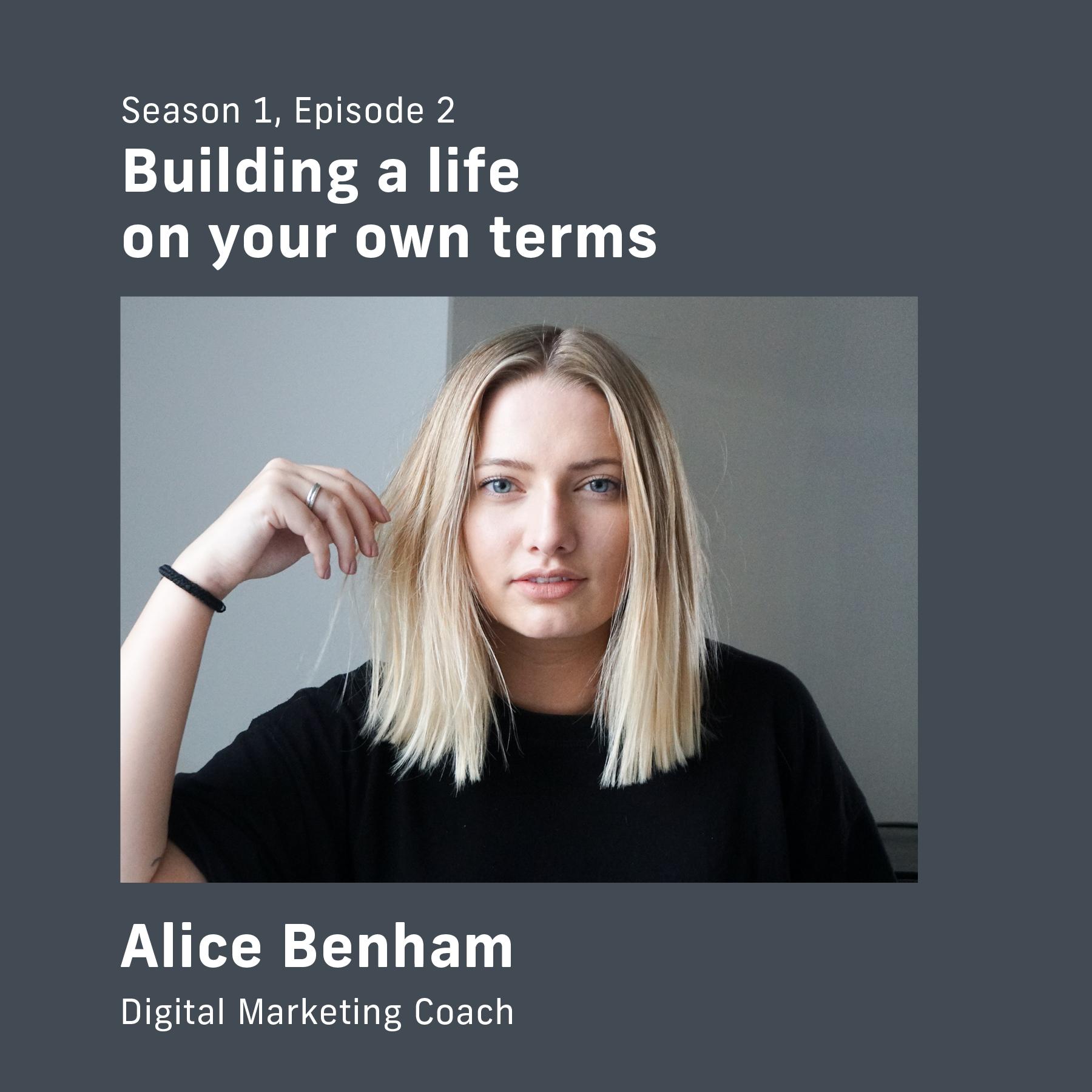 Modern Day Rebels Alice Benham